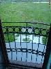 Balustrada balcon cu cercuri