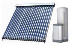 Pachet panouri solare vidate Ariston Kairos VT Fast 200/2