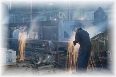 Machines for metallurgy