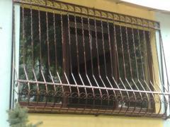 Grilaje de ferestre