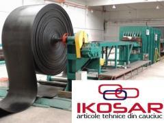 Belt grooved conveyors
