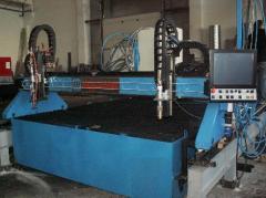 Linie de productie confectii metalice