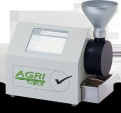 AgriCheck - Analizor grăunţe întregi şi seminţe: