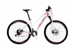 Hardtail mountain bicycles