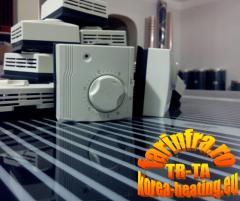 Termostat mecanic de ambient TR TA