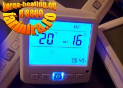 Termostat inteligent pentru incalzire de pardoseala R8800