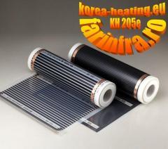 Folie termica infra Hot-Film, tipul KH 205e