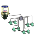 Equipment for lubrication