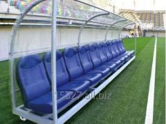 Equipment for stadiums