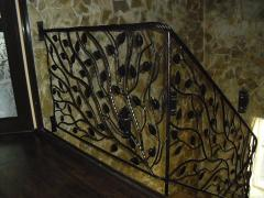 Balustrada Arbore Fier Forjat