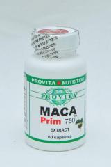 MACA Prim 750 Ginseng de Peru 60 capsule