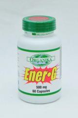ENER*G Energizant 500 mg 60 capsule Ginseng+Guarana