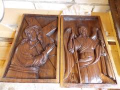 Icoane sculptate