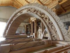 Obiecte de ritbisericesc sculptate