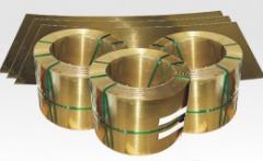 Brass stripes