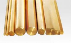 Bronze profiles
