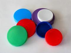 Capace borcane plastic