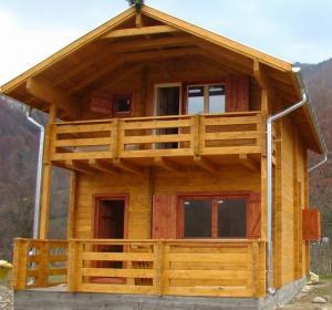 Casa de lemn 1