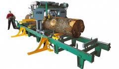 Frames sawmills