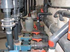 Automatic water supply systems