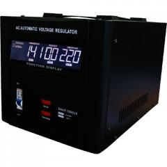 Voltage stabilizers for boiler equipment