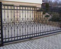 Roller gates