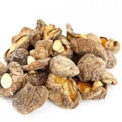 Dried romanian mushrooms