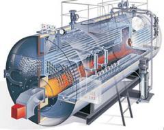 Steam generators on liquid fuel