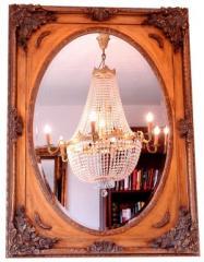 Mirror interior