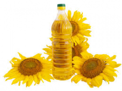 Ulei floarea soarelui presat la rece