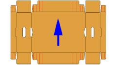 Cutii carton tip Platform/Bridge