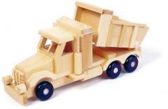 Camion din Lemn pentru copii