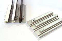 Saws for cutting of reinforcing profile