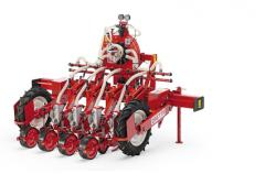 Seeding machines for vegetables