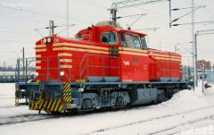 Spare parts for diesel locomotive