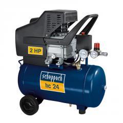 Compresor cu piston Scheppach HC 24