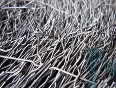 Fiber metal