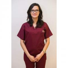 Uniformă pentru cabinet stomatologie