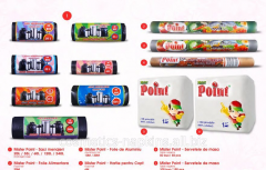 Packaging and household products - Brand Point