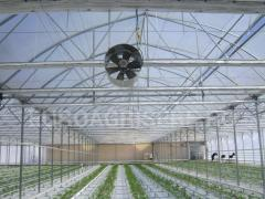 Equipment for greenhouses