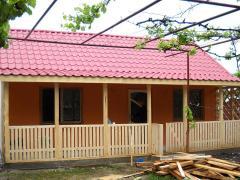 Casa de locuit din lemn