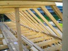 Casa prefabricata lemn