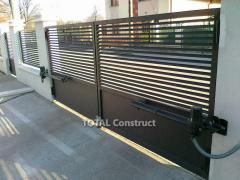 Gates automatic