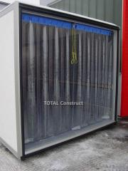 Blinds for warehouses