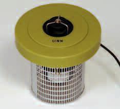 Water aerators for fish-breeding