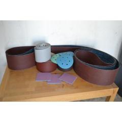 Materiale abrazive pentru lemn