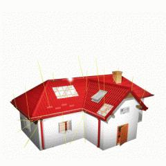 Tigla metalica casa