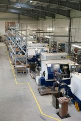 CNC megmunkáló centrumok ( esztergagép