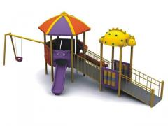 Loc de joaca pentru copii cu dizabilitati LKCE2953