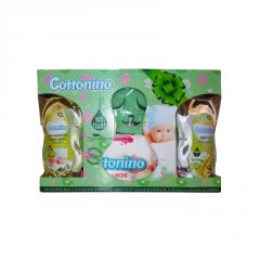 Cottonino Gift Pack Green - Pachete Cadou pentru